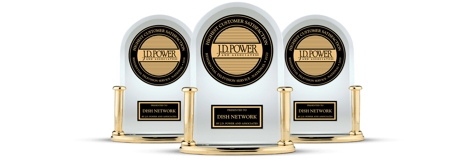DISH Customer Satisfaction - Ranked #1 by JD Power - Advanced Satellite Systems of Arkansas in Sherwood, AR - DISH Authorized Retailer