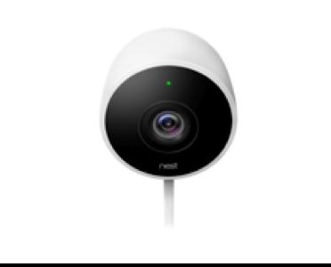 Nest Cam IQ Outdoor - Smart Home Technology - Sherwood, AR - DISH Authorized Retailer